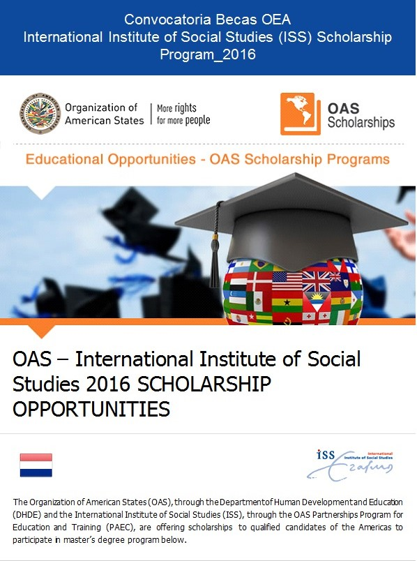 Becas OEA Intel Insti Studies 2016_Feb16 1